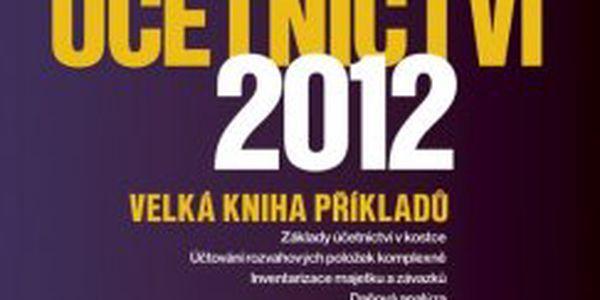 Účetnictví 2012 Velká kniha příkladů