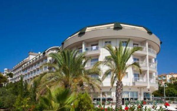 Turecko, oblast Side, letecky, all Inclusive, ubytování v 4* hotelu na 8 dní