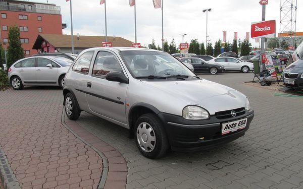 Opel Corsa 1.0, 2.maj,Serv.kniha,ČR 2003