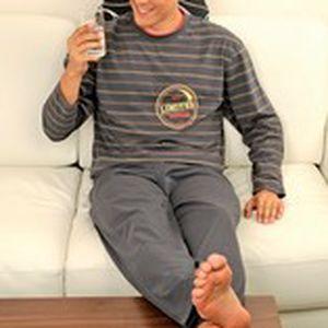 Kvalitní bavlněné pánské pyžamo PS 9200 Andrie