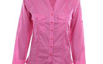 Dámská růžová košile Authority
