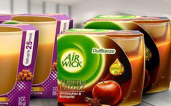 Podzimní vůně 4 svíček Airwick