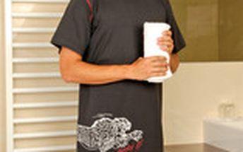 Pánská noční košile PS 9185 Andrie pro klidné spaní