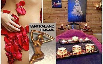 Tantricko-relaxační masáže pro ženy i muže či páry