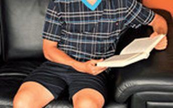 Pohodlné pánské pyžamo PS 9186 Andrie