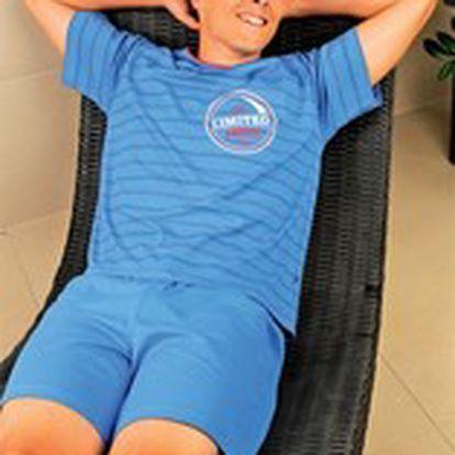 Pohodlné pánské pyžamo PS 9199 Andrie