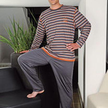Pánské pyžamo z kvalitní bavlny PS 9148 Andrie