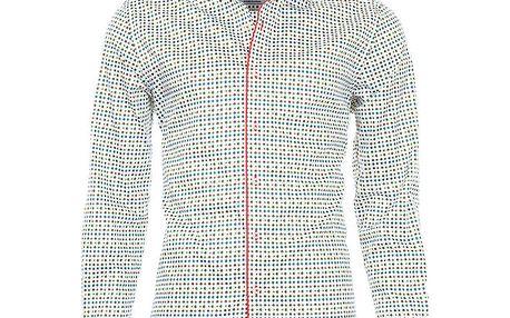 Pánská barevně vzorovaná košile Pontto