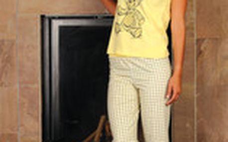 Krásné dámské pyžamo PS9094 Andrie s medvídkem