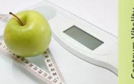 Kurz správného stravování s kontrolní tělesnou analýzou stavby těla