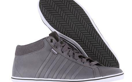 Pánská kožená obuv k-swiss hof iv p mid vnz