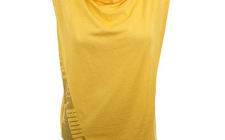 Dámský žlutý top Puma