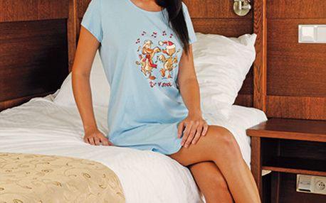 Dámská bavlněná vánoční košilka PS 9162 Andrie
