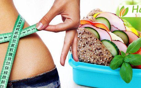 5 či 10 dní s krabičkovou dietou Harmony Servis