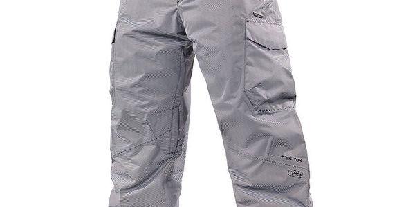 Pánské šedé lyžařské kalhoty Trespass