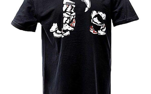 Pánské černé triko Nike