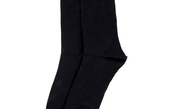 Šest párů pánských černých ponožek Antonio Miro