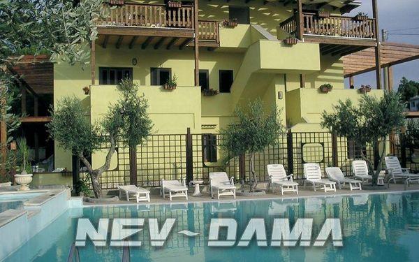 Residence Casanova, Gargano, Itálie, vlastní doprava, bez stravy