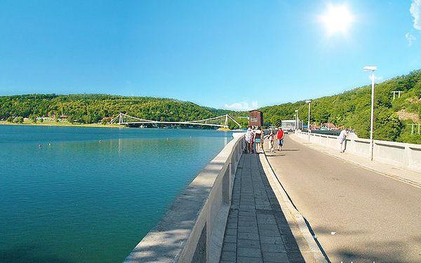 3denní vinařský pobyt v penzionu Helena ve Vranově nad Dyjí pro dva s polopenzí