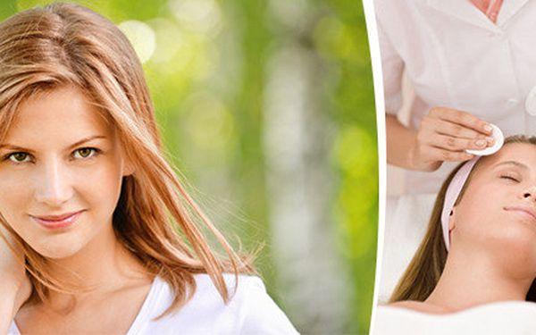 Jemná ruční kosmetická péče přizpůsobená vaší pleti