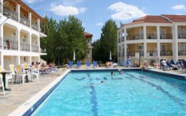 Řecko, oblast Zakynthos, letecky, all Inclusive, ubytování v 4* hotelu na 8 dní