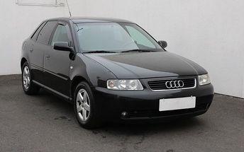 Audi A3 1.9 TDi, sport.sedadla