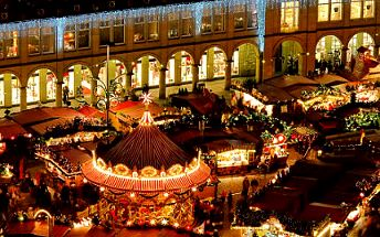 FIRST MINUTE vánoční zájezdy na adventní trhy do Drážďan