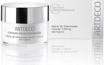 Artdeco Caviar Performance Neck & Decollete Lifting 50ml Péče o dekolt a krk W