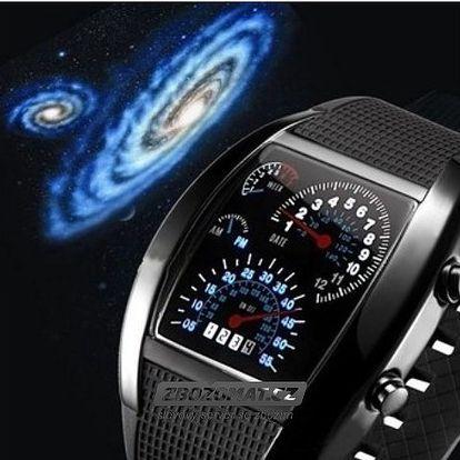 Pánské hodinky High Speed - luxusní design!