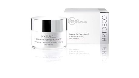 Artdeco Caviar Performance Neck & Decollete Lifting 50ml Péče o dekolt a krk W
