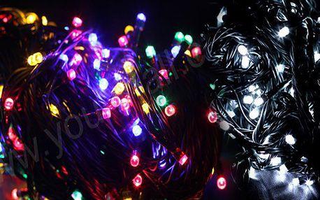 Solární LED světelný řetěz