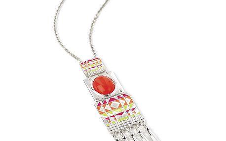 Dámský indiánský náhrdelník Red Bananas