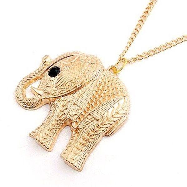 Dámský náhrdelník se slonem Bubbles