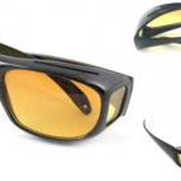 HD vision - brýle pro řidiče