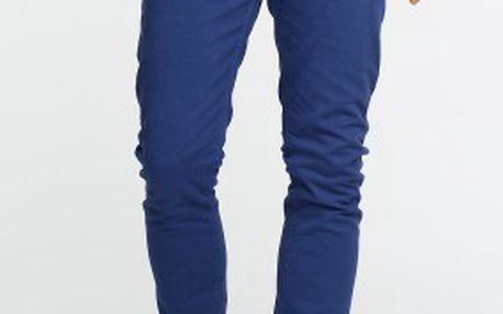 Alcott - krásně modré pánské džíny z měkkého denimu