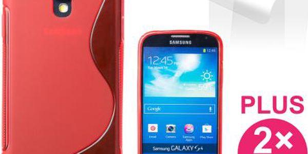 Connect IT pro Samsung Galaxy S4 (i9505) + 2ks ochranná fólie (CI-357)