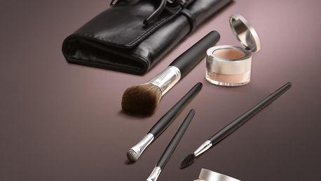 Sada profesionálních kosmetických štětců