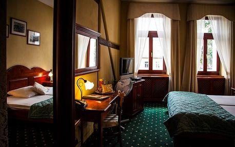 2 denní pobyt plný relaxace s privátním wellness v hotelu Morris **** Česká Lípa 2 osoby