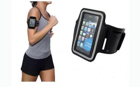 159 Kč za sportovní pouzdro na chytré telefony. Pouzdro je vhodné pro telefony Iphone, Samsung a další. Doručení v ceně!