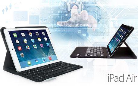 Bluetooth klávesnice pro iPAD Air - Black, poštovné zdarma