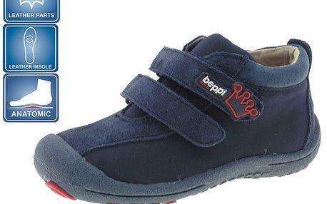 Dětské tmavě modré boty Beppi