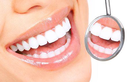 Bělení zubů v délce 40 minut