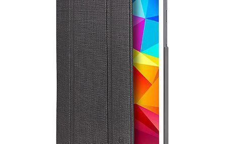 "Puro stojénkové ZETA SLIM ""ICE"" pro Galaxy Tab4 8"" (T330), šedé (GTAB48ICEGREY)"