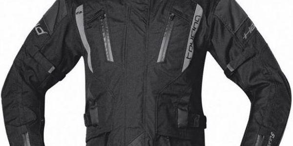 Held pánská bunda 4-TOURING vel.7XL černá, textilní REISSA