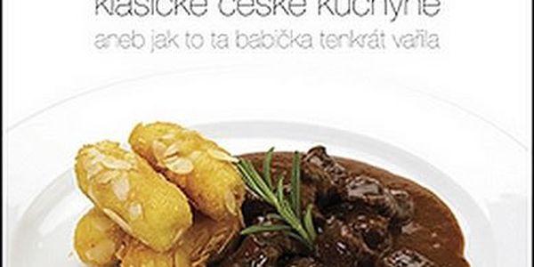 Vaněk Roman: Poklady klasické české kuchyně