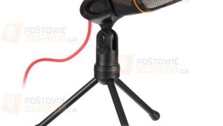 Mikrofon se stojánkem a poštovné ZDARMA! - 26813284