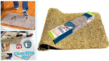 Clean Step Mat - Magická absorpční rohožka
