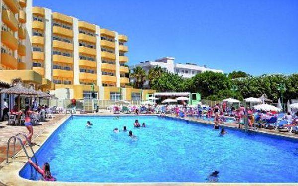Španělsko, oblast Mallorca, letecky, all Inclusive, ubytování v 3* hotelu na 8 dní