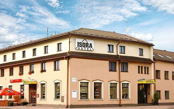 3denní pobyt v hotelu Isora*** v Ostravě pro 2 osoby