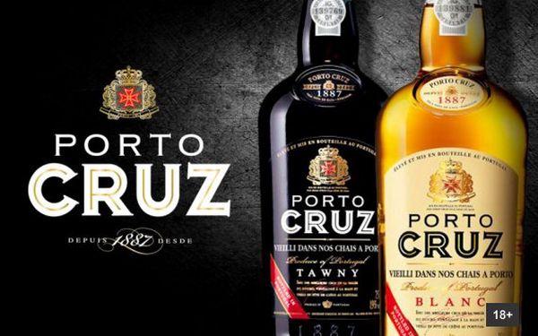 Nejprodávanější portská vína Porto Cruz